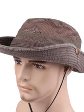 Load image into Gallery viewer, Casual Simple Fashion Outdoor Sunscreen Bucket Hat