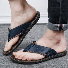 Load image into Gallery viewer, Men Beachcomber Flip Flop Beach Sandal