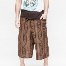 Load image into Gallery viewer, Men Ethnic Printed Loose Pants