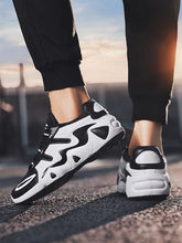 Load image into Gallery viewer, Men Fashion Breathable Lace-Up Casual Athletic Shoes Sneakers