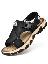 Load image into Gallery viewer, Men Casual Breathable Hollow Sandal Shoes