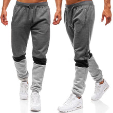 Load image into Gallery viewer, Men Solid Tapered Joggers