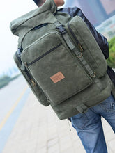 Load image into Gallery viewer, Large Capacity Breathable Travel Outdoor Backpack