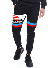 Load image into Gallery viewer, Men Casual Printed Tapered Joggers