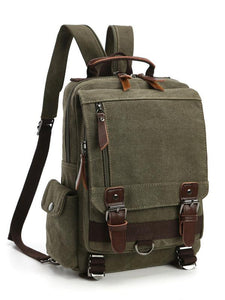 Multifunction Laptop Weekender Mid-Size Day Backpack