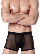 Load image into Gallery viewer, 4PCS Men's Printed Breathable Underwear Briefs