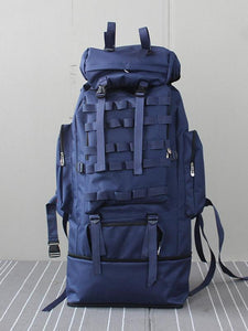 Large Capacity Breathable Travel Outdoor Backpack