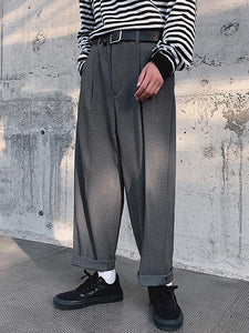 Men's Loose Wide Leg Casual Pants