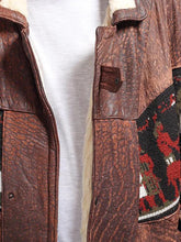 Load image into Gallery viewer, Men Stitching Pattern Jacket
