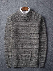 Men Spring Casual Jumper Sweater