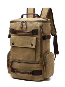 Casual Split-Joint Fashion Backpack
