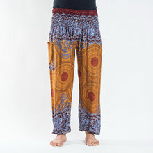Load image into Gallery viewer, Men Print Loose Harem Pants