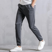 Load image into Gallery viewer, Men Casual Tapered Joggers