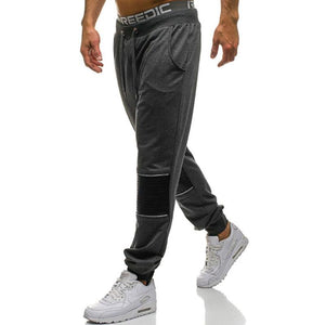 Men Casual Printed Tapered Joggers