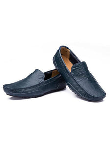 Solid Comfortable Slip-on Casual Flat Shoes