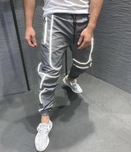 Load image into Gallery viewer, Men Night Run Reflective Pants