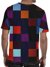 Load image into Gallery viewer, Men Printed Short Sleeves T-Shirt