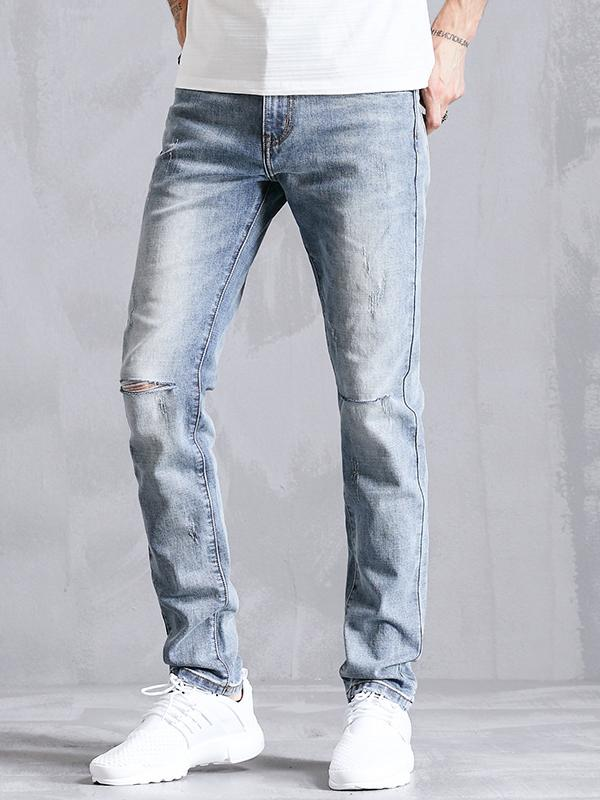 Men Straight Stretch Jean