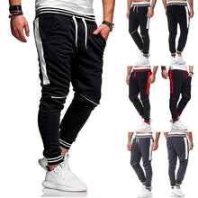 Load image into Gallery viewer, Men Casual Sport Tapered Joggers