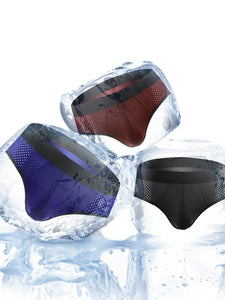 4PCS Men's Breathable Boxer Underwear