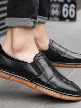 Load image into Gallery viewer, Men Slip-on Casual Simple Flat Shoes
