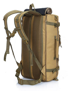 Camouflage Large Capacity Outdoor Backpack
