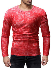 Load image into Gallery viewer, Men Printing Long Sleeve T-Shirt
