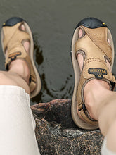 Load image into Gallery viewer, Summer Solid Men Casual Sandals