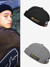 Load image into Gallery viewer, Corduroy Breathable Casual Hat