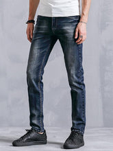 Load image into Gallery viewer, Men Straight Stretch Jean