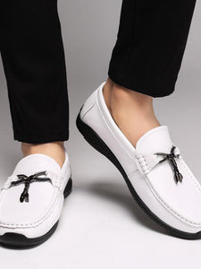 Men Slip-on Simple Casual Flat Shoes