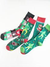 Load image into Gallery viewer, 5Pairs Christmas Breathable Cotton Socks(For US Size-11)