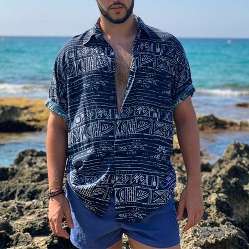 Men Tribal Printed Shirts