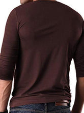 Load image into Gallery viewer, Men Casual Splicing Polo Top