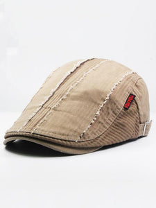 Solid Breathable Casual Cap Beret Hat