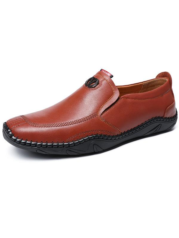 Men Comfortable Casual Loafers Flat Shoes