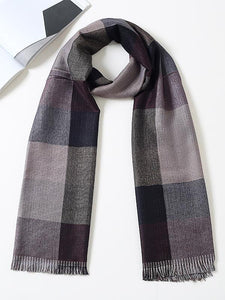 Men's Cotton Graphic Scarfs