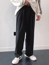 Load image into Gallery viewer, Men's Loose Wide Leg Casual Pants
