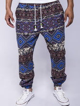 Load image into Gallery viewer, Men Ethnic Style Printed Casual Pant