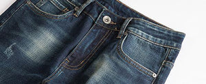 Men Tapered Jeans