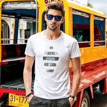 Load image into Gallery viewer, Men Casual Printed Tee