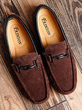 Load image into Gallery viewer, Solid Slip-on Casual Flat Loafers Shoes