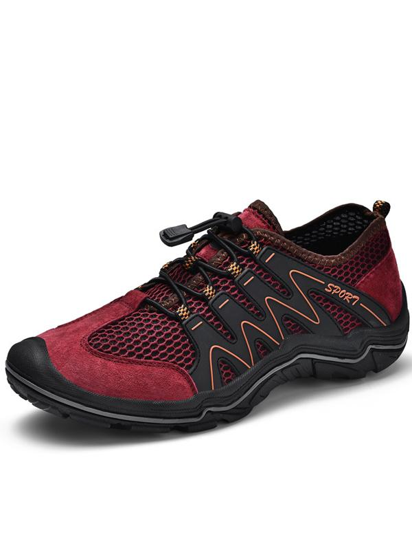 Men Casual Flat Comfortable Outdoor Athletic Shoes
