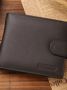 Solid Simple Fashion Wallet