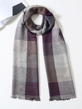Load image into Gallery viewer, Men's Cotton Graphic Scarfs