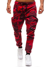 Load image into Gallery viewer, Men Sport Camouflage Printing Pants