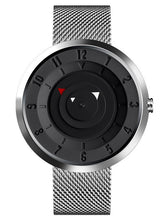 Load image into Gallery viewer, SKMEI 9174 Fashion Stainless Steel Men Quartz Watch