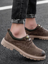 Load image into Gallery viewer, Men Casual Lace-up Fashion Shoes
