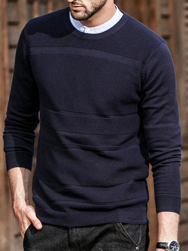Men Casual Sweater Tops