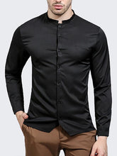 Load image into Gallery viewer, Men Simple Solid Shirt
